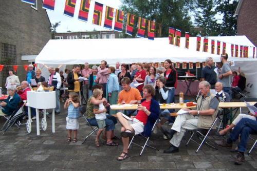 Buurtfeest 2005