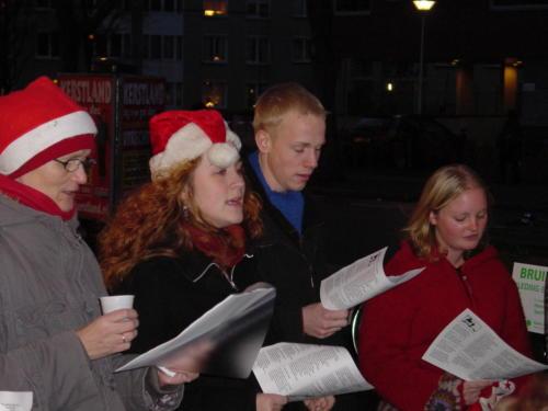 Kerstzingen 2005