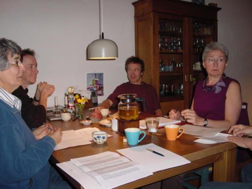 Werkgroepen 2005
