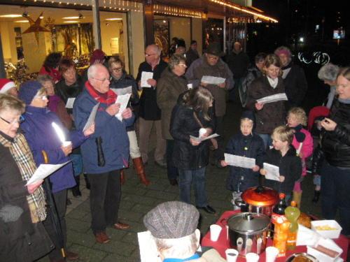 Kerstzingen 2011