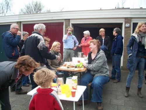 Buurtschoonmaak 2013