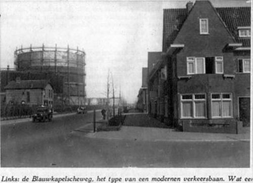 Blauwkapelseweg 1936