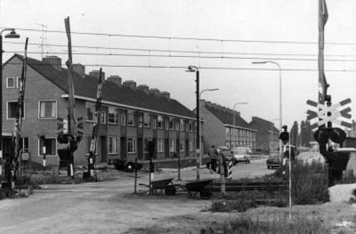 De Huizingalaan in 1963