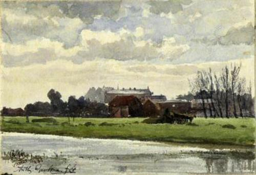 Schilderij 1883
