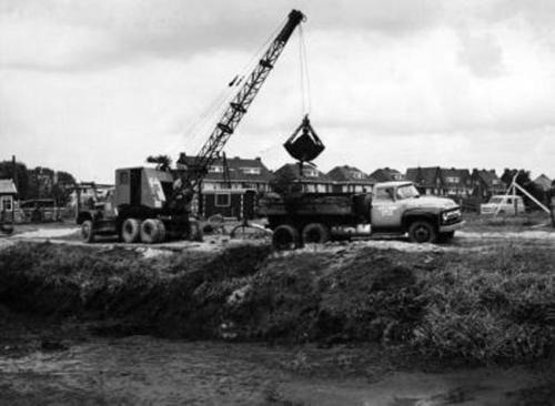 Werkzaamheden van 1958