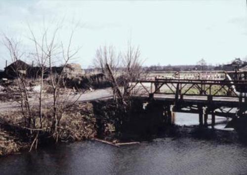 De Ezelsdijk in kleur 1962