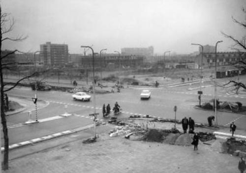 Kruispunt Jan van Galenstraat 1966