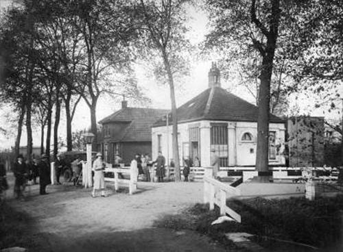 Het Tolhuis in 1925