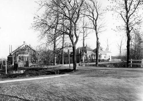 Het Tolhuis in 1932
