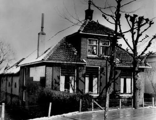 Boederij van C.A. Snel rond 1950