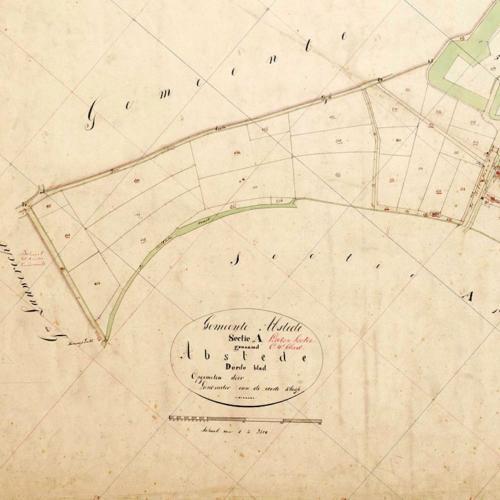 Abstede 1821