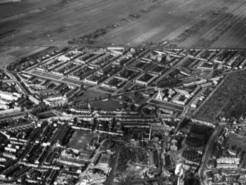 Luchtfoto 1949