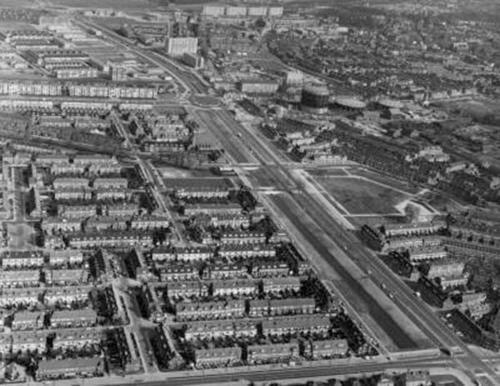 Luchtfoto 1967