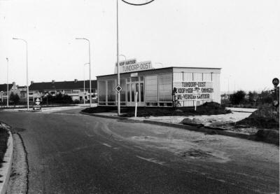 Verkoopkantoor Tuindorp Oost 1961