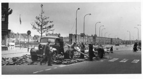 Eykmanplein 1956