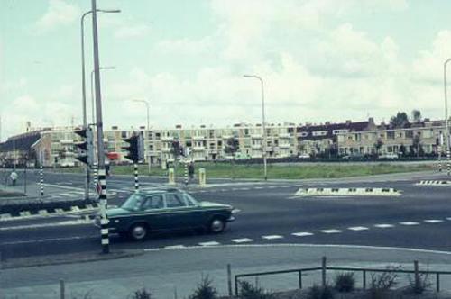 Kruising Jan van Galenstraat 1966